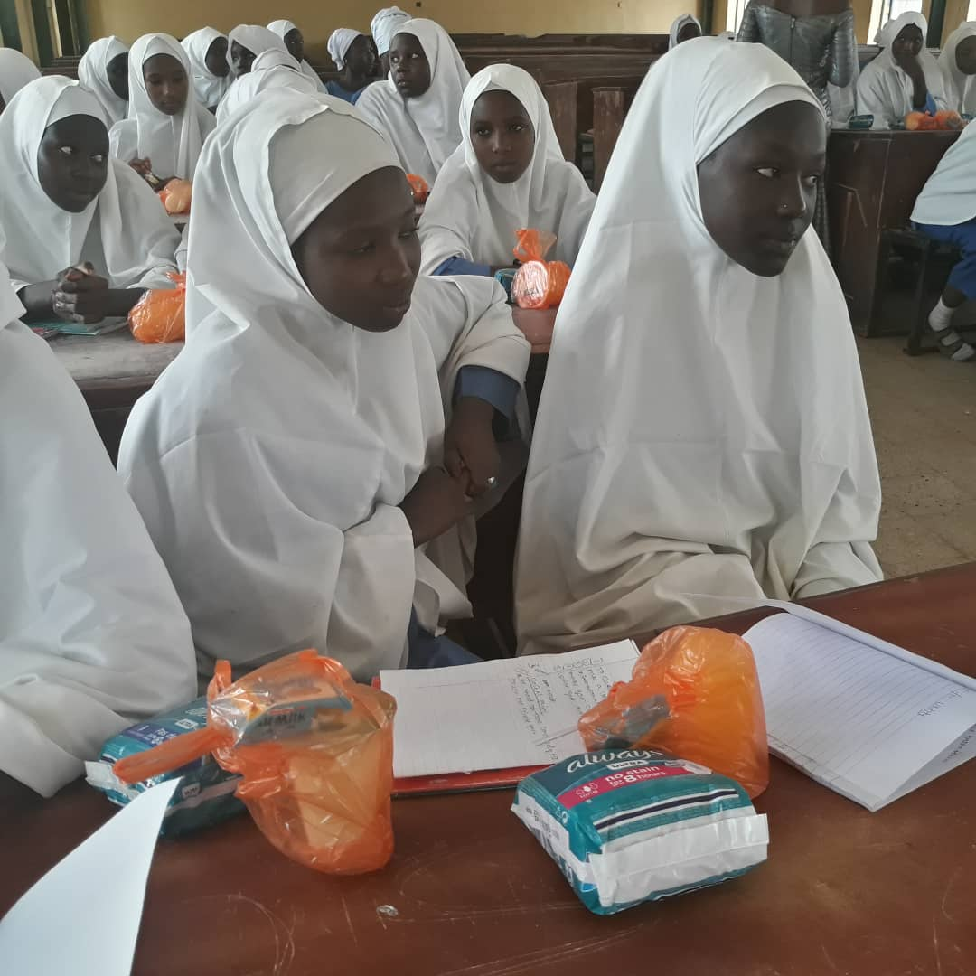 Girl Child Outreach Yobe - Uduak Charles Diaries