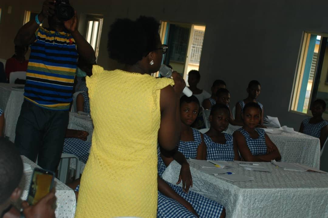 Girl Child Outreach Uyo27