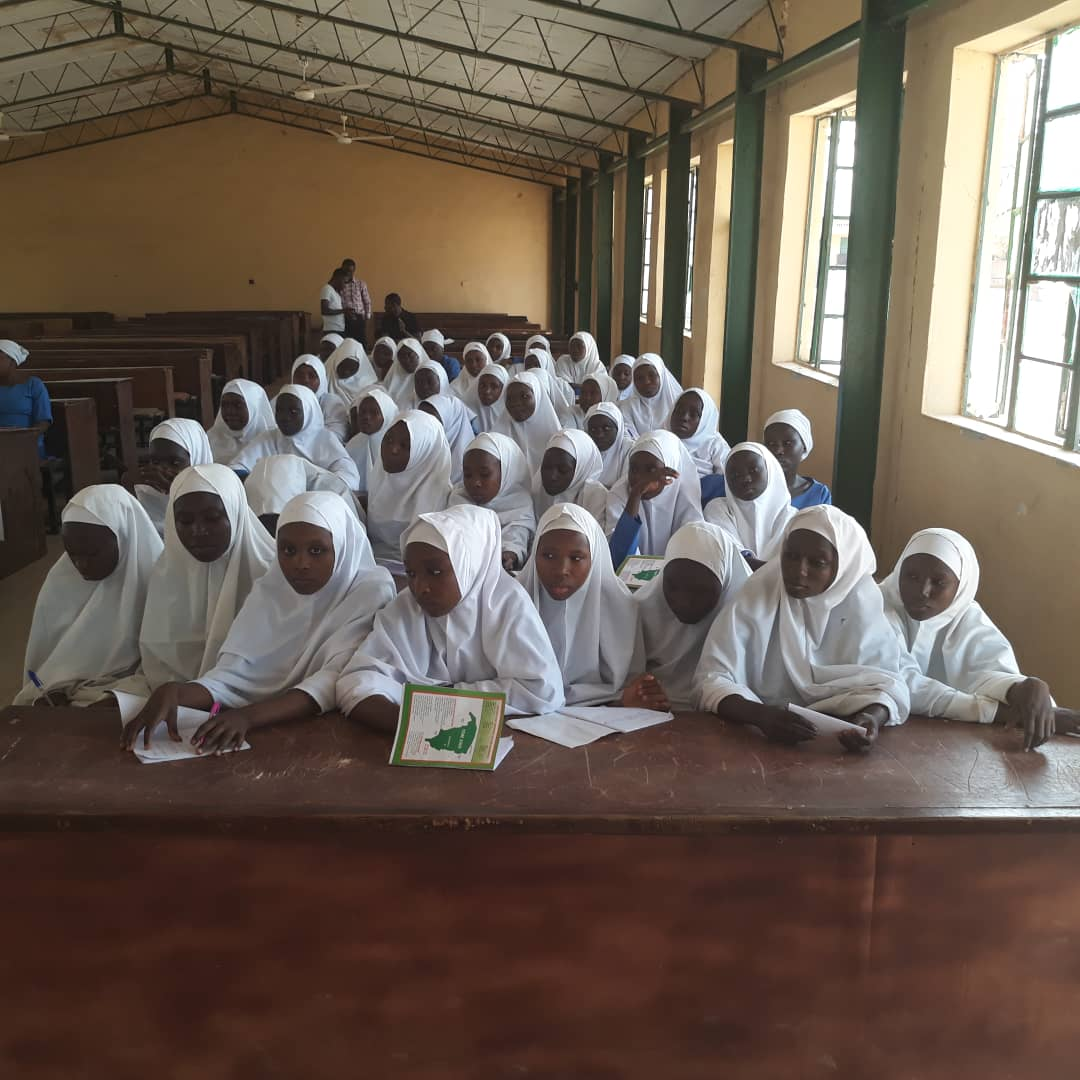 Girl Child Outreach Yobe6
